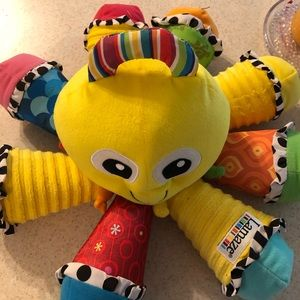 LAMAZE OCTOTUNES OCTOPUS MUSICAL TOY